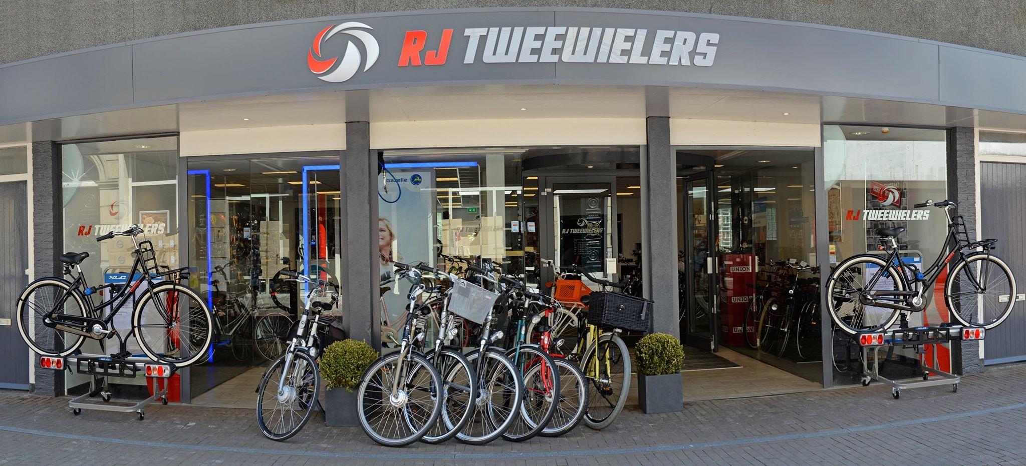 RJ Tweewielers winkel
